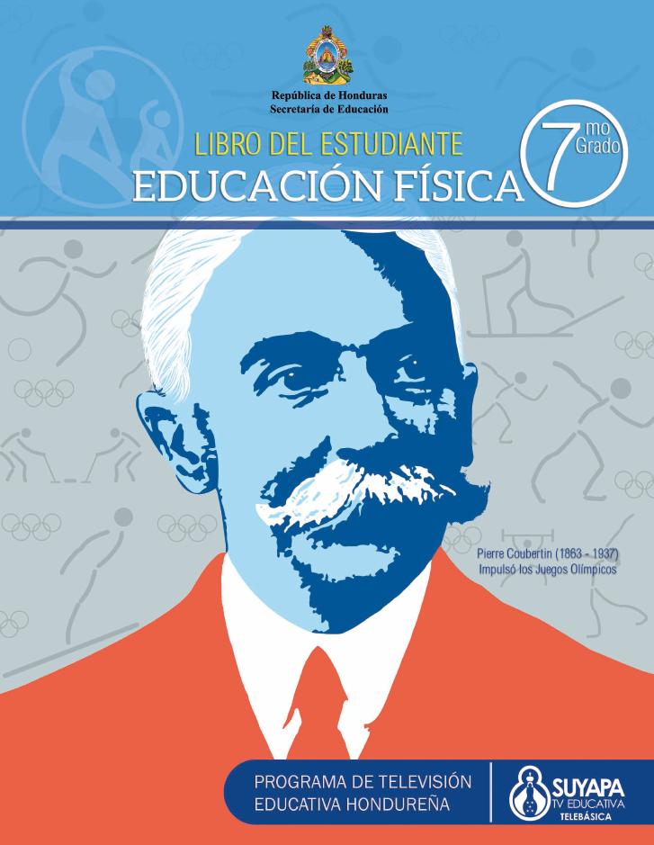 Libro de Texto y Guía del Docente de Educación Física de 7° Grado