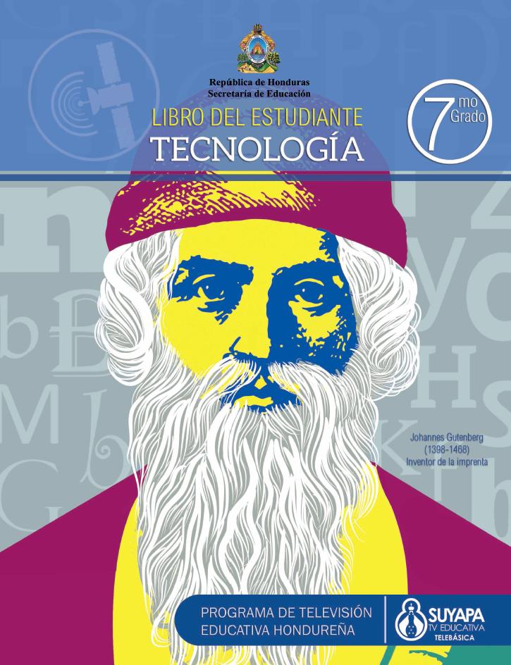 Libro de Texto y Guía del Docente de Tecnología de 7° Grado